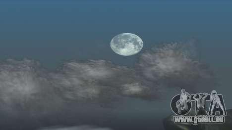 Moon HD für GTA San Andreas dritten Screenshot