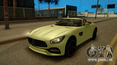 Mercedes-Benz GT-C pour GTA San Andreas