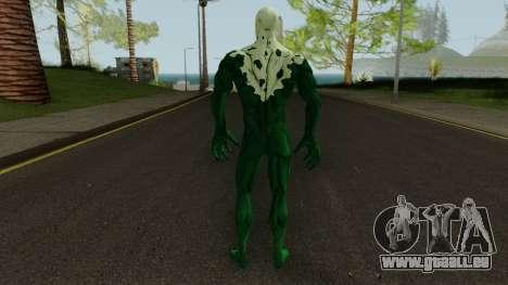 Spider-Man Unlimited - Lasher pour GTA San Andreas troisième écran
