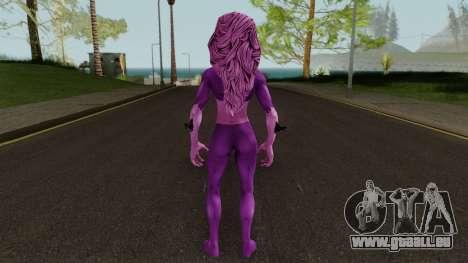 Spider-Man Unlimited - Agony pour GTA San Andreas troisième écran