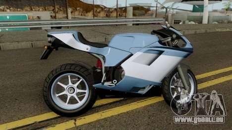 TLAD BATI 800 pour GTA San Andreas