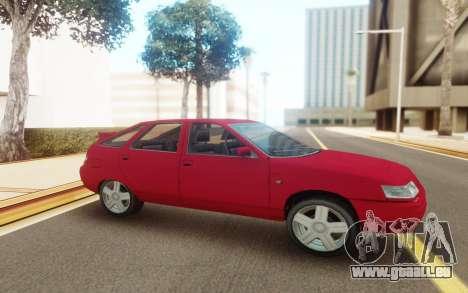VAZ 2112 Hatchback für GTA San Andreas rechten Ansicht