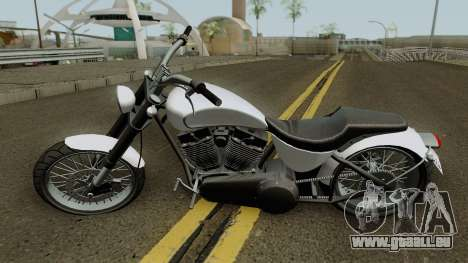 Nightblade from GTA 4 EFLC pour GTA San Andreas