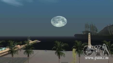 Moon HD für GTA San Andreas zweiten Screenshot