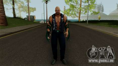 Stone Cold (Texas Rattlesnake) from WWE Immortal pour GTA San Andreas deuxième écran
