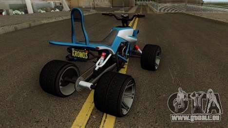 Nagasaki Streer Blazer GTA V für GTA San Andreas rechten Ansicht