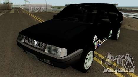 Volkswagen Santana Tunable für GTA San Andreas Innen