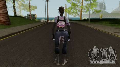 Fortnite: Dark Bomber für GTA San Andreas dritten Screenshot