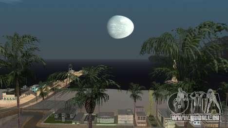 Mercury HD für GTA San Andreas zweiten Screenshot