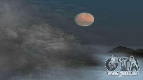 Mars HD für GTA San Andreas dritten Screenshot