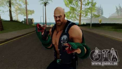 Stone Cold (Texas Rattlesnake) from WWE Immortal pour GTA San Andreas