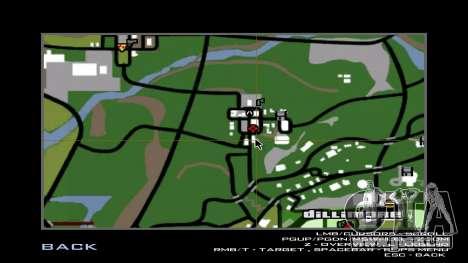 Shell Gas Stations v1.6 pour GTA San Andreas
