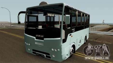 Otokar M3000 (2008) pour GTA San Andreas