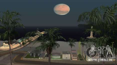 Mars HD für GTA San Andreas zweiten Screenshot