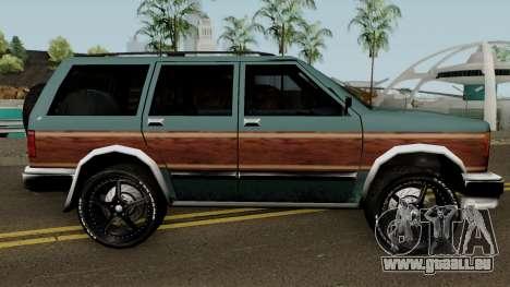 Landstalker Plus pour GTA San Andreas