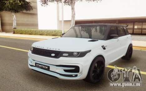 Range Rover Sport StarTech pour GTA San Andreas