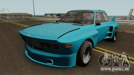 Ubermacht Zion Classic LM GTA V IVF pour GTA San Andreas