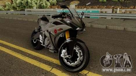 Yamaha YZF R3 (R1 Mixed) für GTA San Andreas