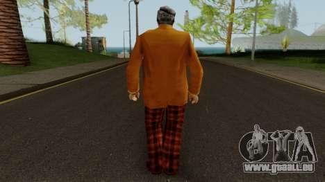 PS2 LCS Beta R.C Hole für GTA San Andreas dritten Screenshot