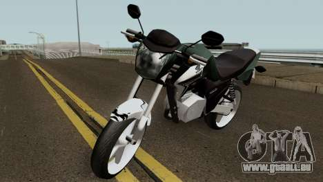 Honda CG Titan 150 Sporting (Light Version) pour GTA San Andreas