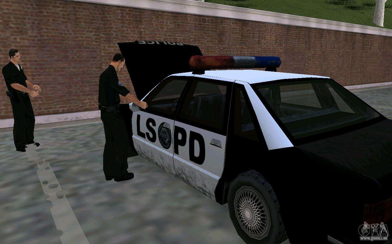 Gta san andreas polizei