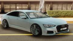 Audi A6 2019 für GTA San Andreas