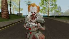 Pennywise WIth Blood
