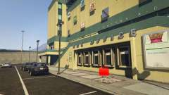 Greyhound Racing Mod 1.1 pour GTA 5