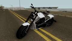 Western Motorcycle Nightblade GTA V