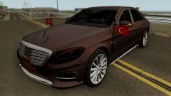 Mercedes-Benz S500 Turkey pour GTA San Andreas