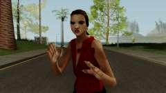 PS2 LCS Cheryl für GTA San Andreas