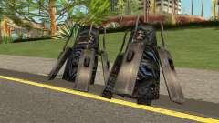 Galvatron Weapon für GTA San Andreas