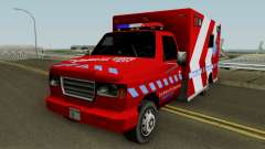 Ambulance: Mission Row San Andreas