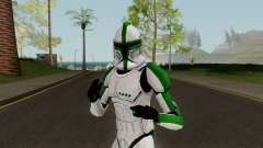 Clone Trooper Green (Star Wars The Clone Wars)