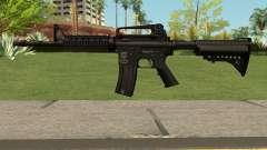 M4A1 RIS für GTA San Andreas