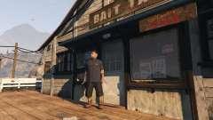 Benny Revenge Build a Mission pour GTA 5
