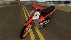 Yamaha SS110 Fiz für GTA San Andreas