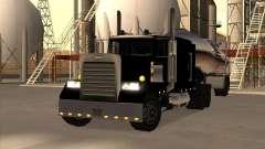 Realistic Petro Tanker für GTA San Andreas