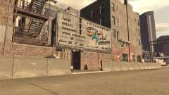Garage privé pour Niko pour GTA 4