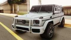 Mercedes-Benz G500 Rida