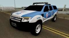 Ford Ranger 2014 CIPM Tabocas Do Brejo Velho pour GTA San Andreas