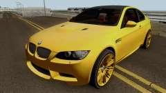 BMW M3 E92 IVF für GTA San Andreas