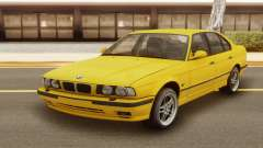 BMW M5 E34 1995 Sedan pour GTA San Andreas