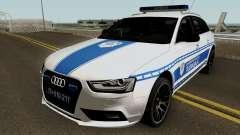Audi A4 Avant Serbian Police