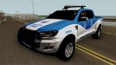 Ford Ranger 2017 PCBA pour GTA San Andreas