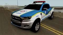 Ford Ranger 2017 PRE PMBA pour GTA San Andreas