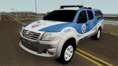 Toyota Hilux PETO CIA Jequie