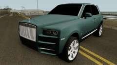 Rolls-Royce Cullinan HQ pour GTA San Andreas