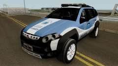Fiat Palio Weekend Adventure 2018 COORPIN pour GTA San Andreas