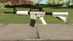 Devil Third Online M4A1 pour GTA San Andreas